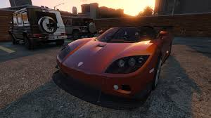 koenigsegg gta 5 2006 koenigsegg ccx autovista add on replace tuning gta5