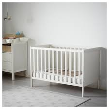 Ikea Chambre Bebe Hensvik by Sundvik Cot White 60x120 Cm Ikea