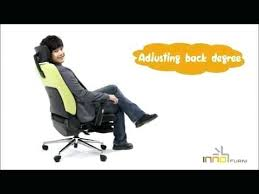 reclining office chair with footrest and high backrest photos 83