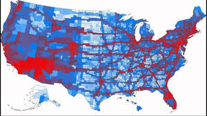 United States Snow Map by Maps That Explain The United States Youtube