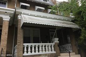 Nw Awning 929 Quincy St Nw Washington Dc 20011 Mls Dc9939460 Redfin