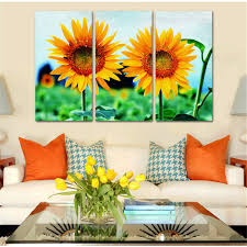 popular moss wall art buy cheap moss wall art lots from china moss wholesale drop shipping canvas painting sunflower landscape modern simple home decor