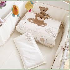 Baby Cot Bedding Sets Buy Newborn Baby Bumper Crib Bedding Set