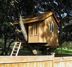 I Have Built A Treehouse - family builds amazing treehouse for less than 300 photos huffpost