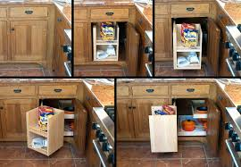upper cabinet storage solutions with kitchen corner and diy
