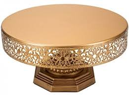 metal cake stand collection metal cake stand 12 diameter top gold