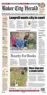 baker city herald paper 12 17 14 by northeast oregon news issuu