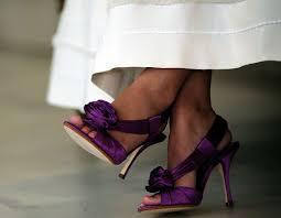 wedding shoes purple wedding blogs purple shoes