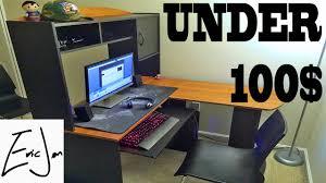 desks ergocraft ashton staples gillespie l shaped desk