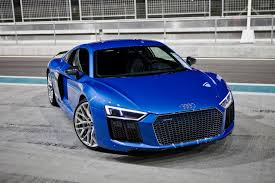 Audi R8 V10 - the audi r8 v10 plus and rs6 performance are almost kissing