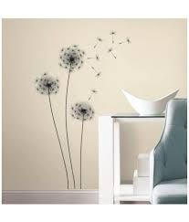 asian paints whimsical dandelion giant vinyl wall stickers buy asian paints whimsical dandelion giant vinyl wall stickers