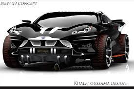 batman car drawing if batman drove a bimmer bmw concept x9 concept by khalfi oussama