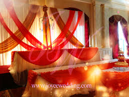 Wedding Backdrop Ideas For Reception Red And Gold Wedding Reception Decorations House Design Ideas