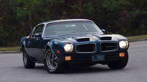 Pontiac Muscle Cars - 1970 pontiac formula 400 u2013 the other performance firebird