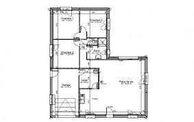 maison 3 chambres plan et photos maison 3 chambres de 90 m
