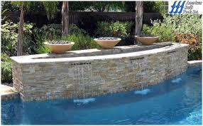 water features u2013 american built pools