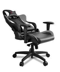 Gaming Chair Leather Verona Pro V2 Gaming Chair U2013 Grey Arozzi
