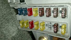 honda odyssey anti theft radio code fix radio that won t turn on honda odyssey 2004 test fuse