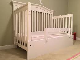 How To Change A Crib Into A Toddler Bed by Crib Into A Toddler Bed Hack 8 Steps With Pictures
