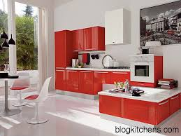 awesome red kitchen design ideas images amazing interior design