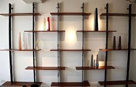 bookshelf on wall ideas