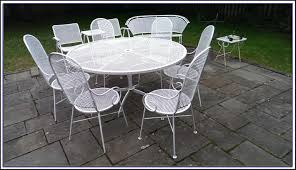 vintage wrought iron patio furniture manufacturers patios home