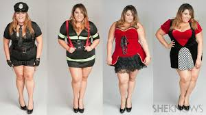 Plus Size Halloween Costumes For Women You Can Be Plus Size And Wear A Halloween Costume