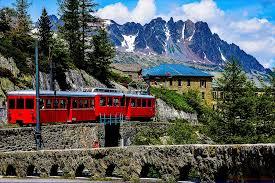 treno cremagliera panoramio photo of monte bianco treno a cremagliera da
