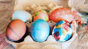 easter dying eggs 4 ways to dye eggs for easter wikihow