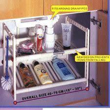 Under Sink Organizer Bathroom by Stylish 9 Kitchen Under Sink Organizer On Under Kitchen Sink