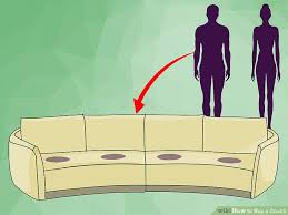 How To Buy A Couch  Steps With Pictures WikiHow - Purchase sofa 2