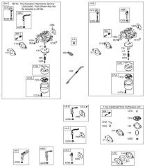 buy briggs and stratton 203400 illustrated parts diagrams online