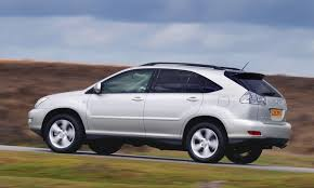 lexus uk media lexus rx estate review 2003 2009 parkers