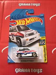 matchbox honda 85 honda city turbo ii 68 2018 wheels case c 1 grana toys