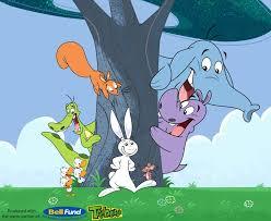 rabbit treehouse my friend rabbit
