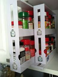 Best  Pull Out Spice Rack Ideas On Pinterest Spice Cabinets - Corner cabinet bed bath and beyond