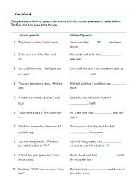 english grammar narration