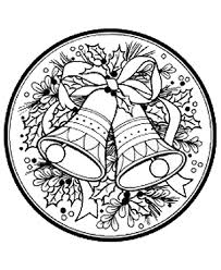 christmas wreath coloring pages getcoloringpages