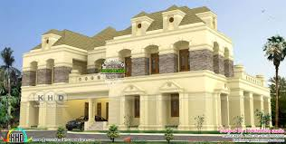 Kerala Home Design Colonial by 4300 Square Feet Colonial Type 5 Bedroom House Kerala Home