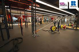 neoflex reco series rubber fitness flooring pure fitness
