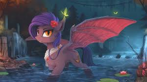 A Place Gif Batpony S Secret Place Animated Gif By Imiokun On Deviantart