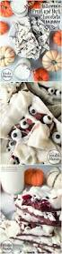 halloween fruit and nut chocolate mummy bark foodiemamas