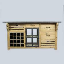 meuble cuisine bois recyclé meuble cuisine bois recycle meubles en teck recyclac origine meuble