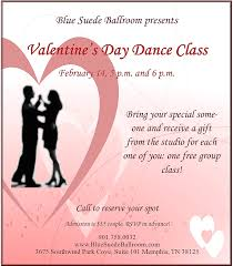 upcoming events valentine u0027s day dance class at blue suede