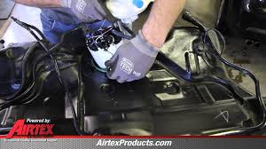 how to install fuel pump assembly e3819m in a 2009 2012 chevy