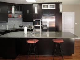 modern espresso kitchen cabinets spectacular espresso kitchen