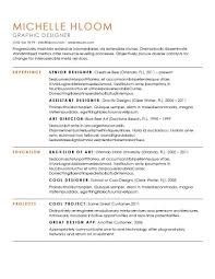 Formatting Education On Resume 8 Free Openoffice Resume Templates Ott Format