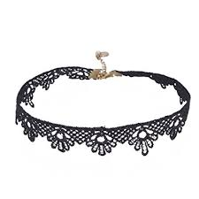 white lace choker necklace images Buy generic black fabric lace choker necklace for girls online at jpg