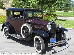 1930 ford model a paint colors