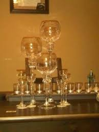 Vase And Candle Centerpieces by Diy Wedding Centerpieces Dollar Tree Candles Holders And Glasses